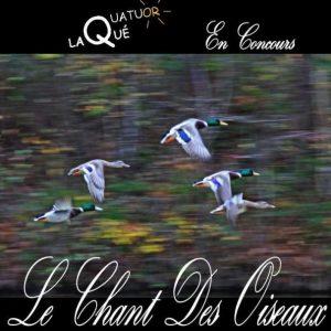 Quatuor Laqué / Le chant des oiseaux