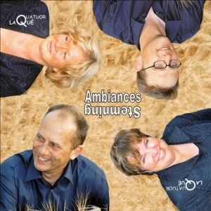 Quatuor Laqué / Ambiances-Stemning