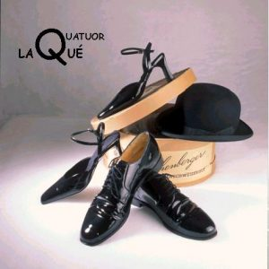 Quatuor Laqué / Premier CD