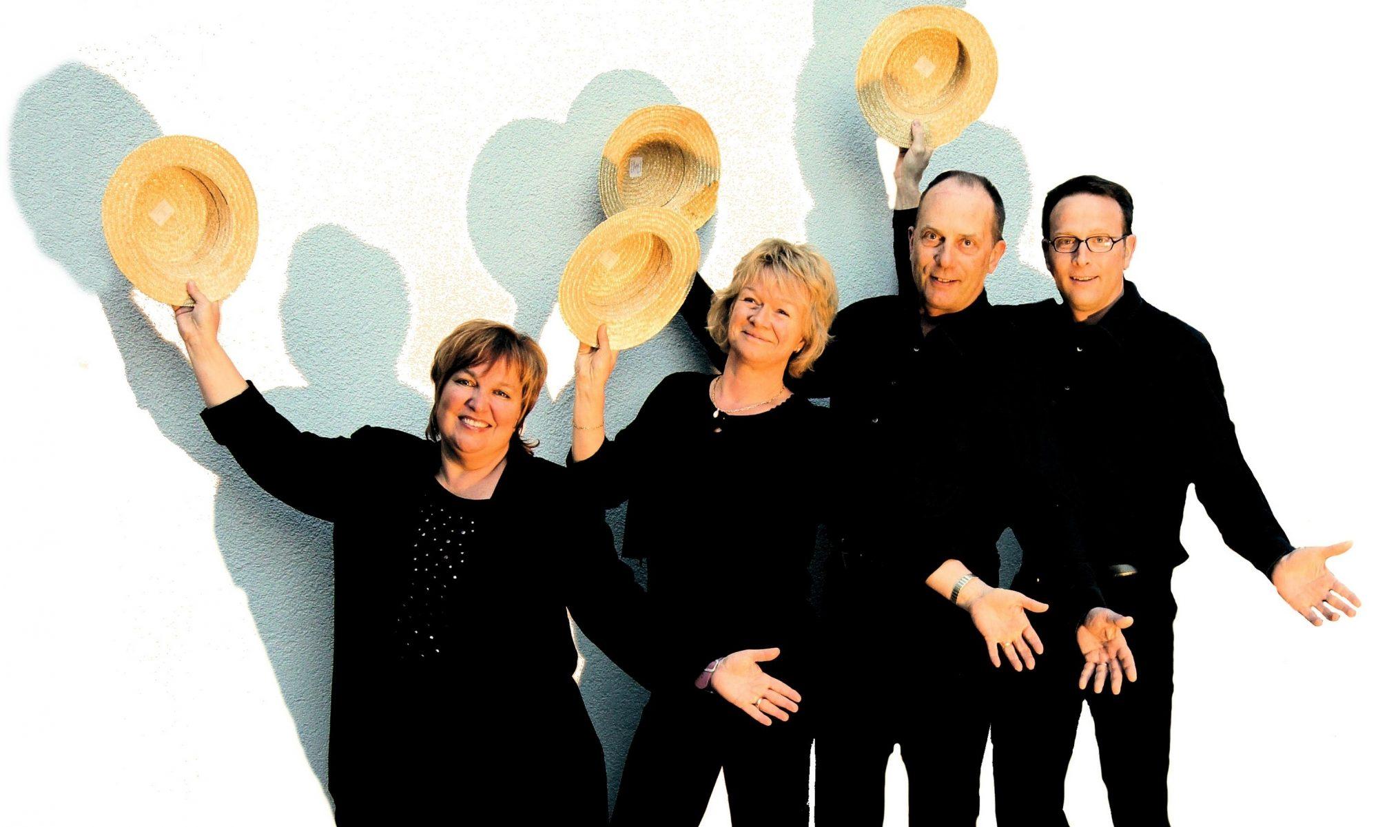 Quatuor Laqué